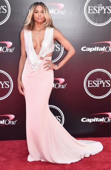 Ciara Continues Her Sartorial Winning Streak At The ESPYs