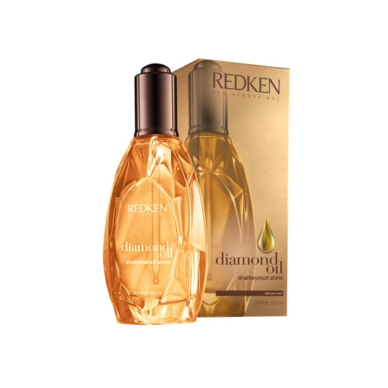 This new Diamond Oil from Redken ($40) keeps hair from being frizzy or too dry during hot Summer months. Plus, it adds megawatt shine, sans the greasy effects.  — KJ
