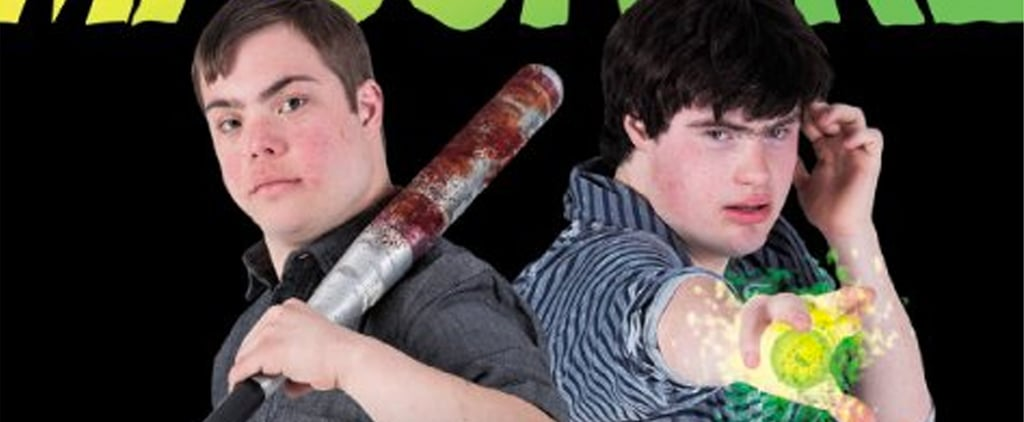 """How 2 Best Friends With Down Syndrome Made the """"Most Epic Teen Zombie Movie Ever"""""""