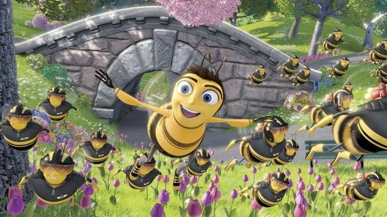 Box Office: Bee Movie Buzzes to the Top