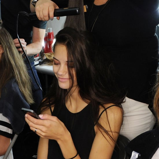 Backstage at New York Fashion Week Spring 2015 | Video