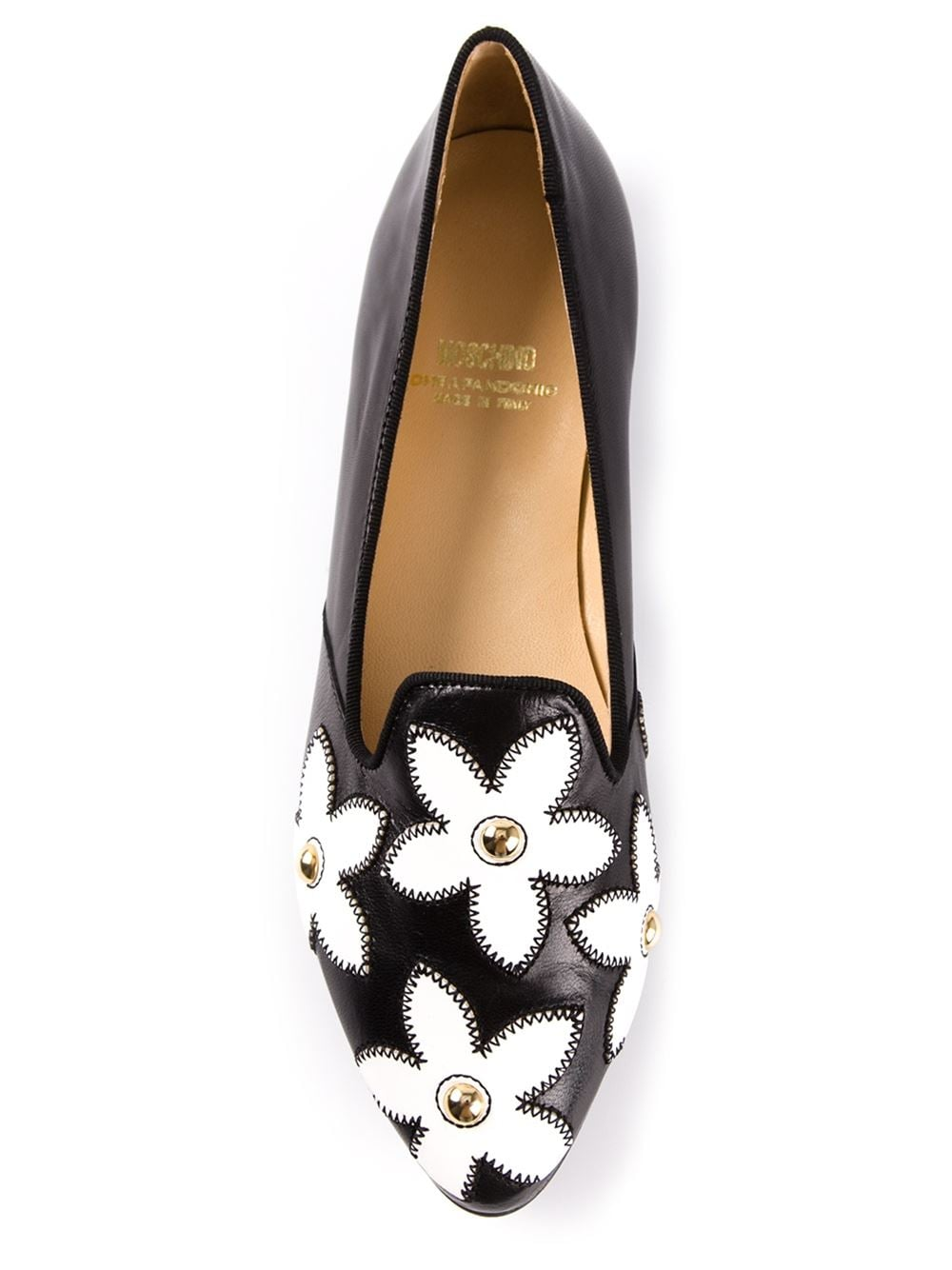 Moschino Cheap & Chic Floral Loafer