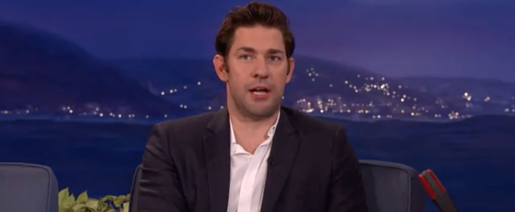 John Krasinski Met Matt Damon in Pretty Much the Most Awkward Way Possible