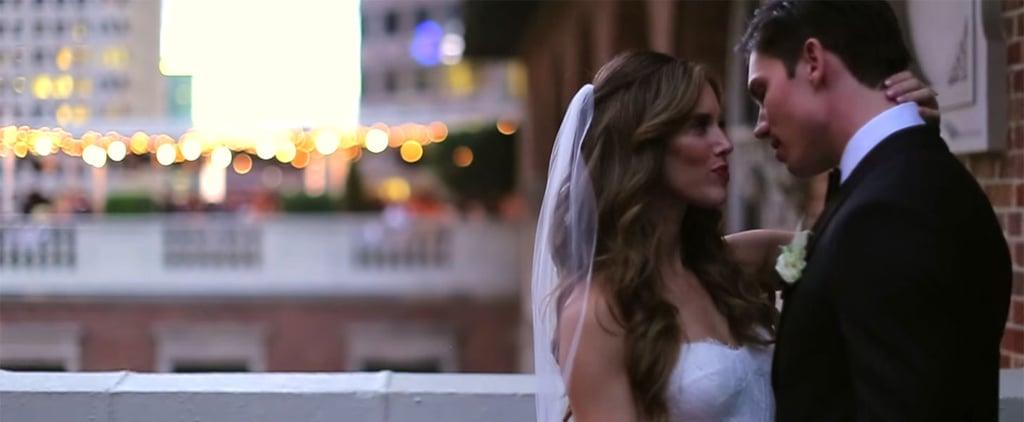 Watch the Stunning Wedding Video For Vampire Diaries Star Kayla Ewell