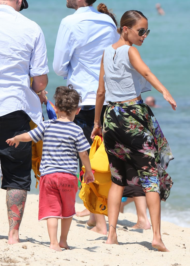 Livin' the Life: Nicole Richie's Amazing Family Vacation Pictures