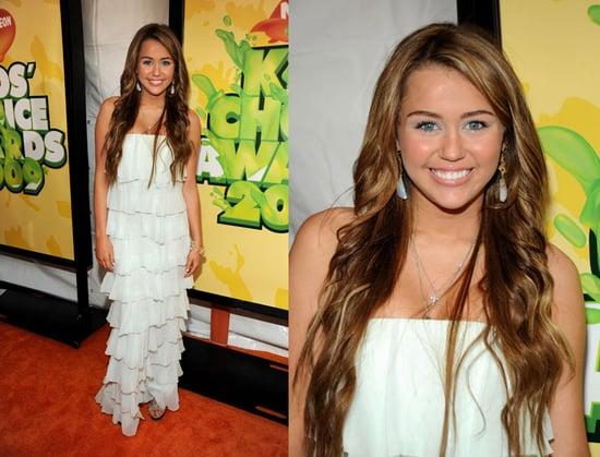 Kids' Choice Awards: Miley Cyrus