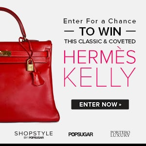 Enter For a Chance to Win an Hermès Kelly Bag!