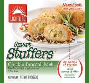 Food Review: LightLife Smart Stuffers