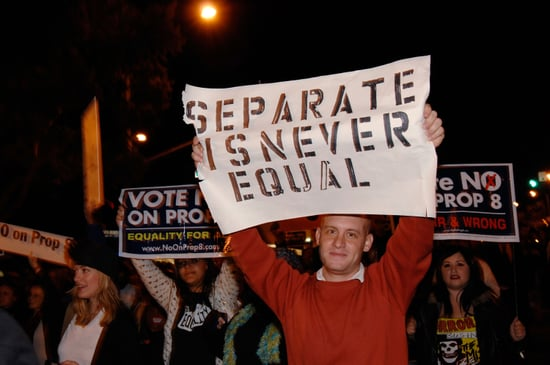Gay Marriage Goes Down, But Not Without a Fight