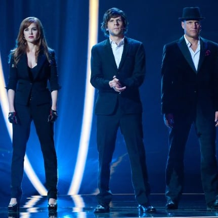 Now You See Me Review   Video