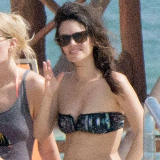 Rachel Bilson in Her Bikini in Cancun