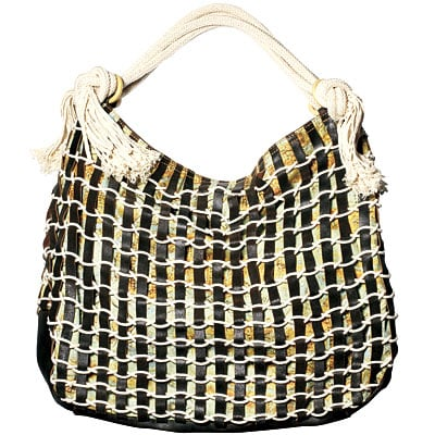Patrick Robinson for Target Leather Net Bag: Love It or Hate It?