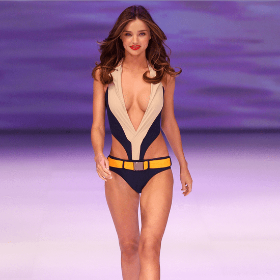 Miranda Kerr's Favorite Ballet Workout