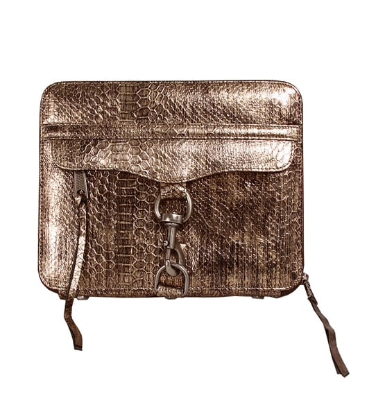 Rebecca Minkoff Bronze iPad Case ($195)