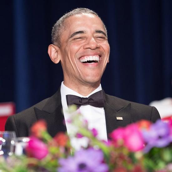 Obama's Last White House Correspondents' Dinner