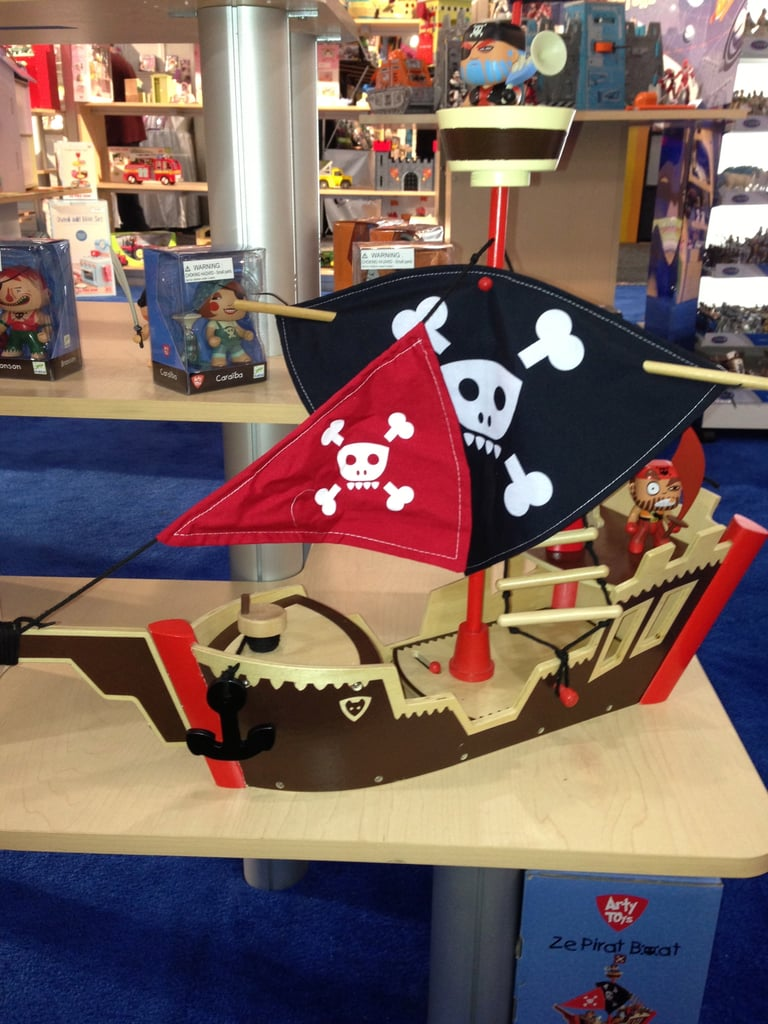 Le Toy Van Pirate Ship