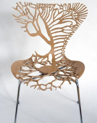 Guess What Inspired This Chair?