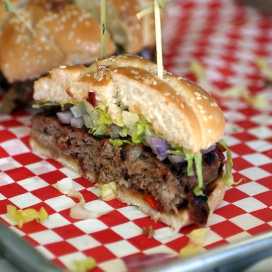 Lamb, Salmon, and Pork Burger Recipes