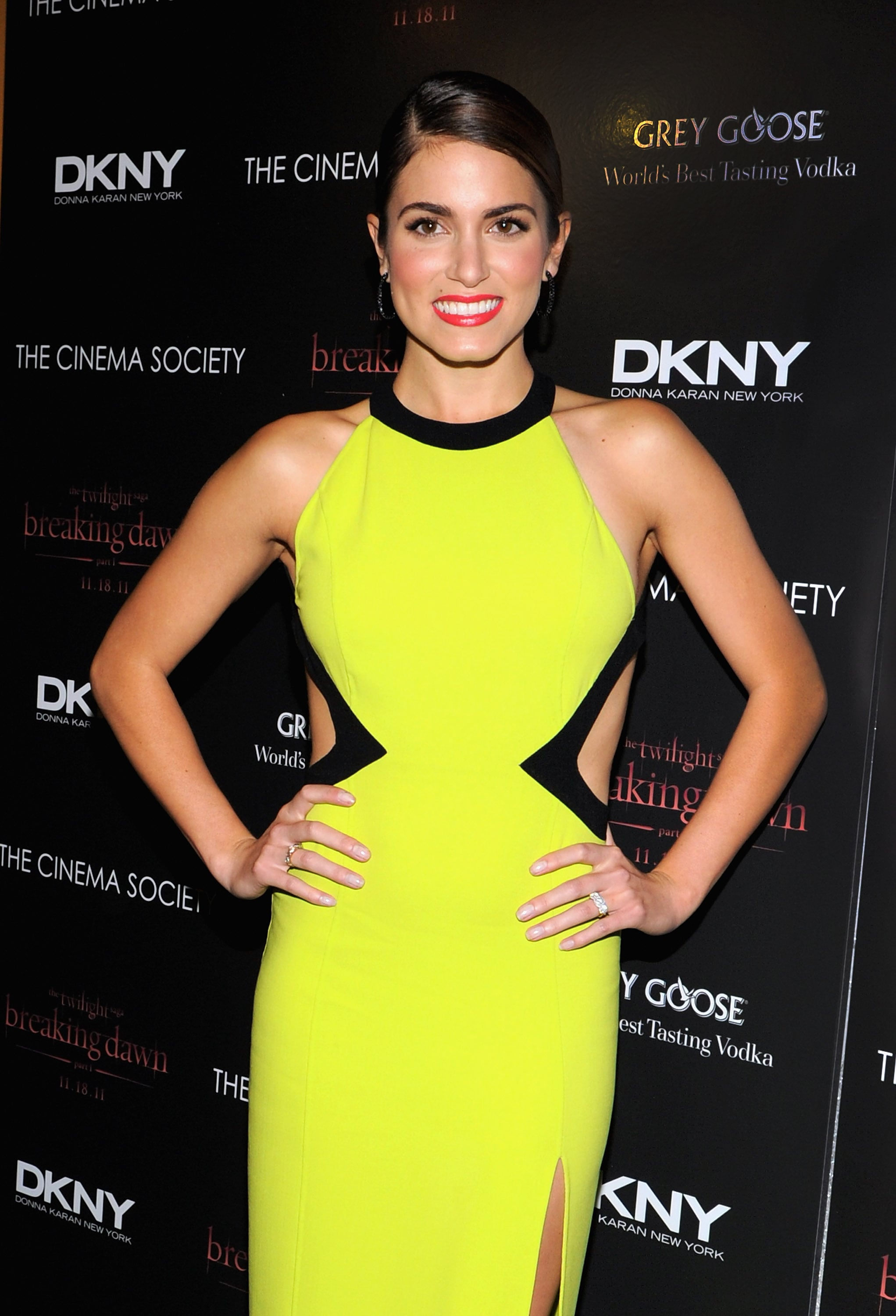 Nikki Reed in NYC.