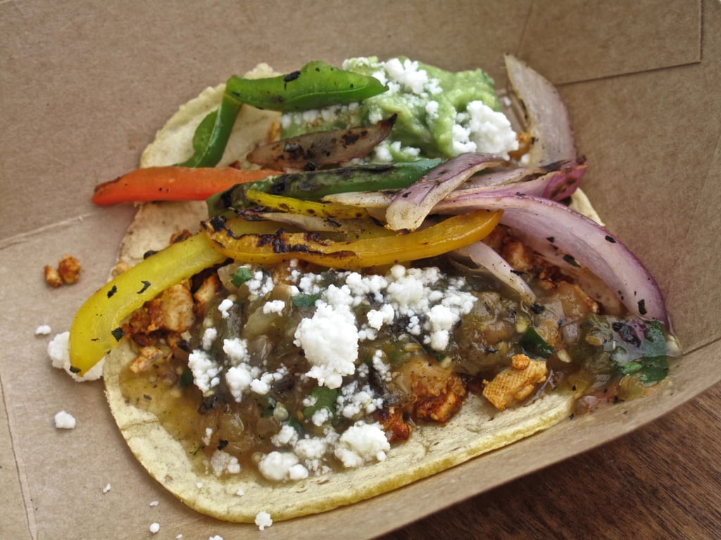 Chipotle's Experimental Tacos
