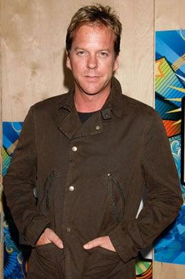 Sugar Bits — Kiefer Sutherland Doing Well in Prison