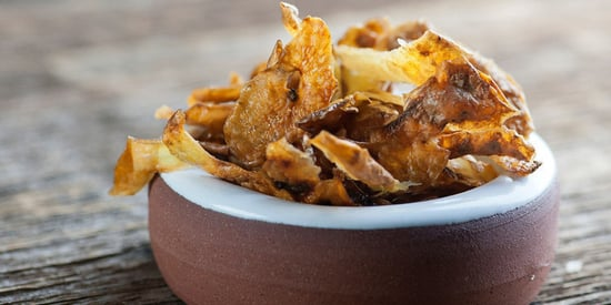 Save Those Potato Peels And Make The Best Homemade Chips