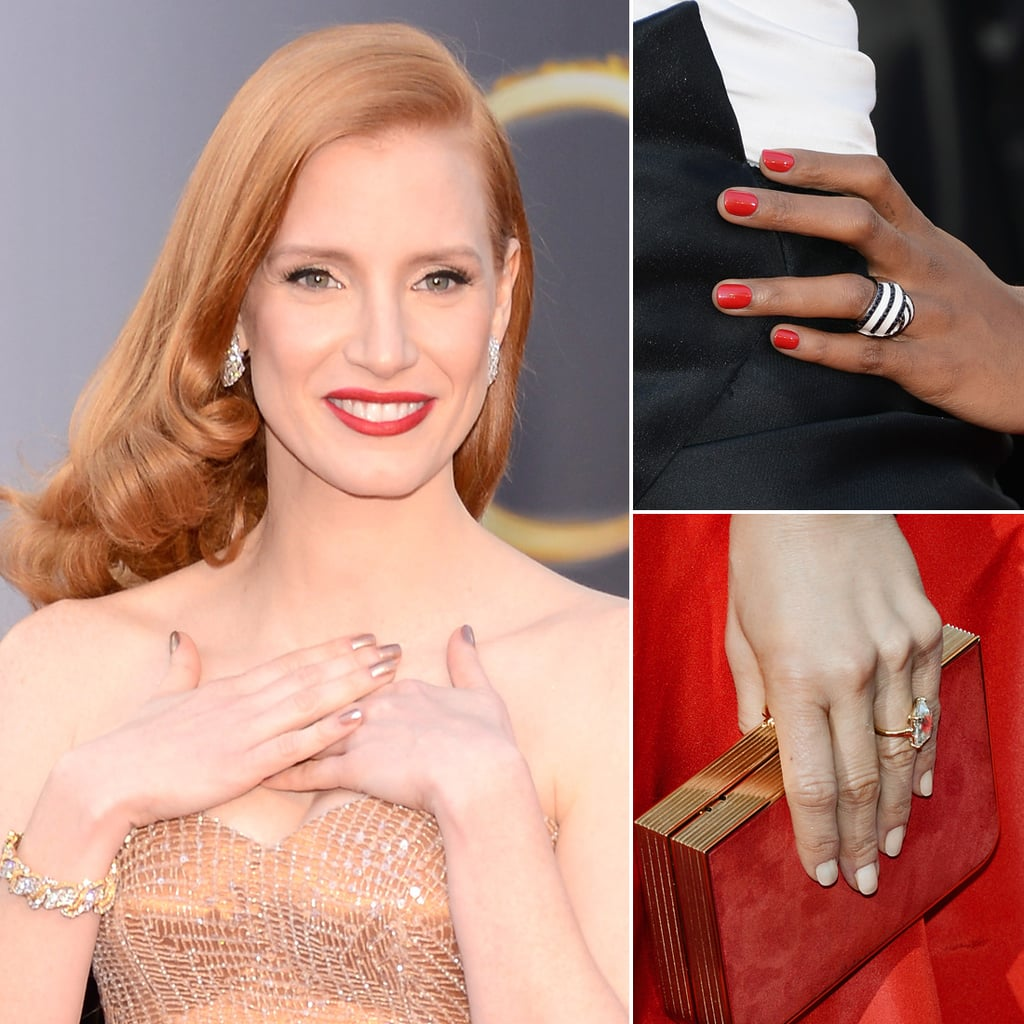 See the Hottest Red-Carpet Manicures of 2013
