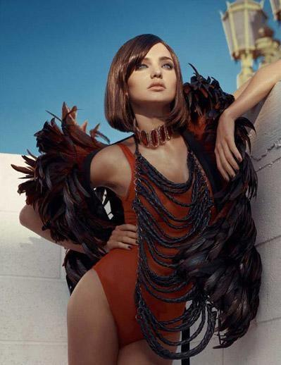 September 2010: Vogue Espana