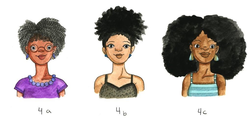 Natural Hair Type Popsugar Beauty