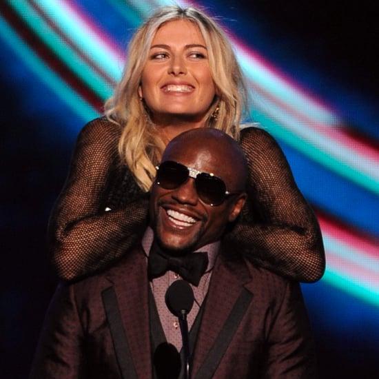 Celebrities at the ESPY Awards 2014