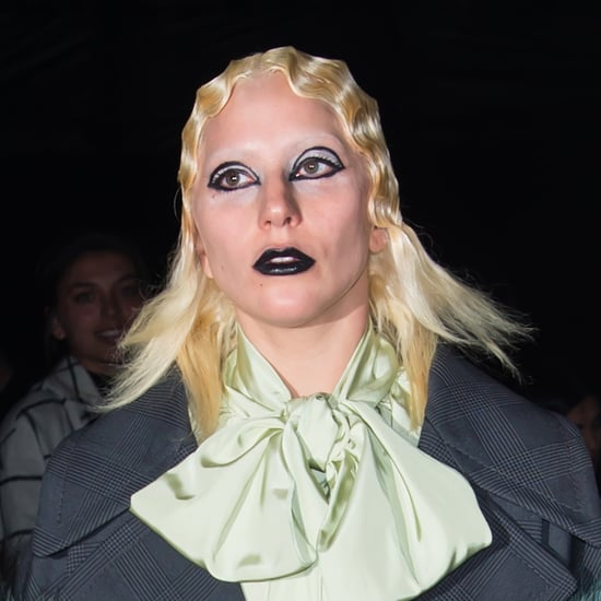 Lady Gaga's Hair and Makeup at Marc Jacobs Fall 2016