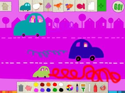 Giveaway: Win an iPad 3 with Squiggles!