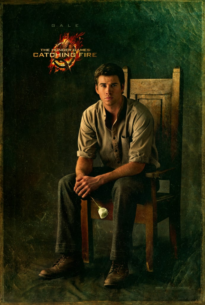 Exclusive: Liam Hemsworth in Gale's Official Capitol Portrait!
