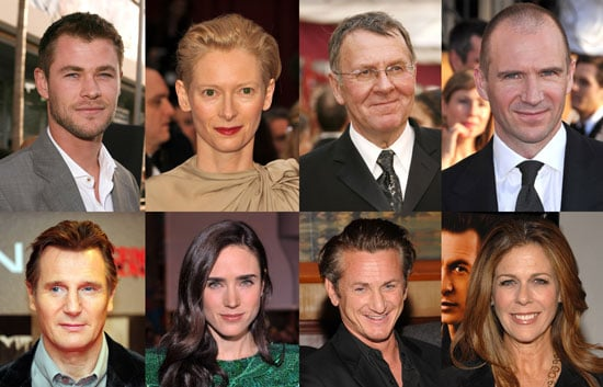 """Movie News: Penn, Fiennes, Swinton, """"Thor,"""" and More"""