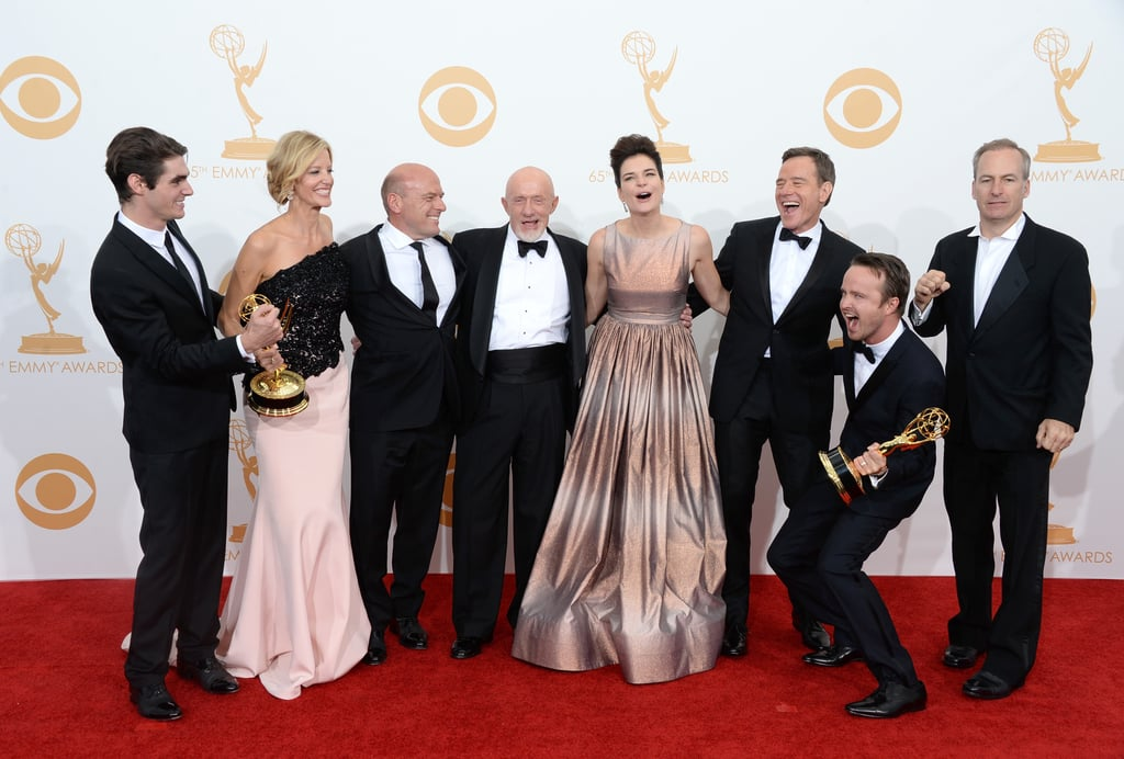 Breaking Bad Wins Big at the Emmys — See All the Pics