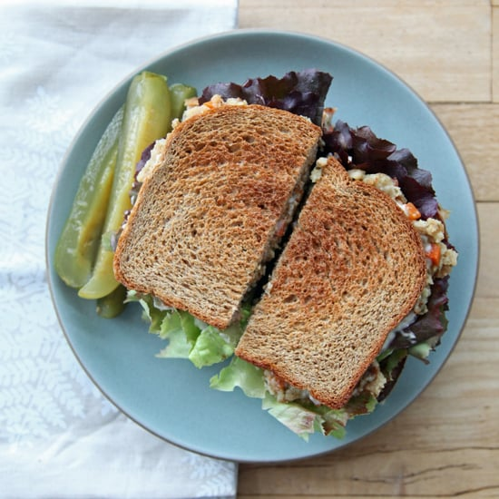 Leftover Turkey Sandwich Recipe From Friends