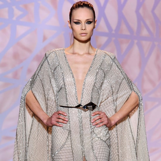 Zuhair Murad Haute Couture Fashion Week Fall 2014