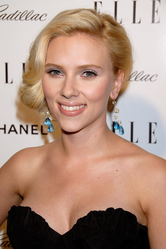 October 2007: Elle's 14th Annual Women in Hollywood Party