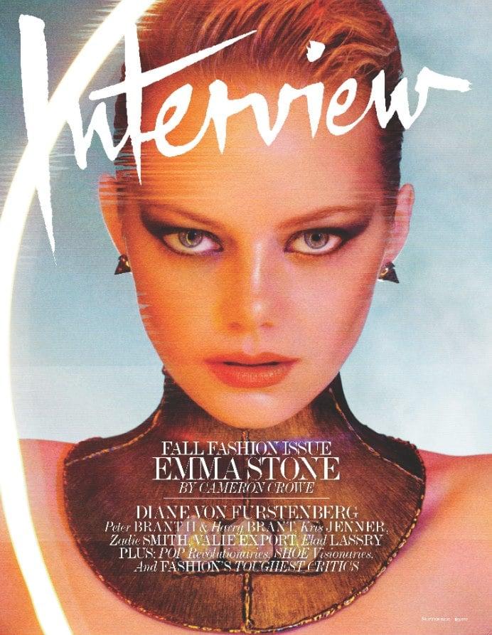 Interview September 2012