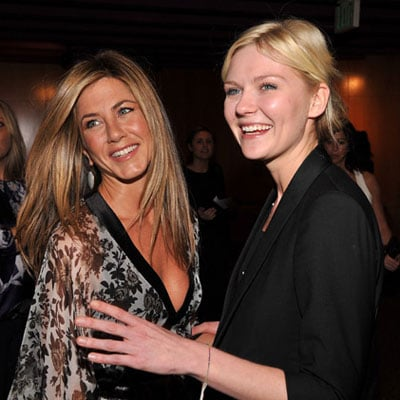Jennifer Aniston and Kirsten Dunst Out in LA