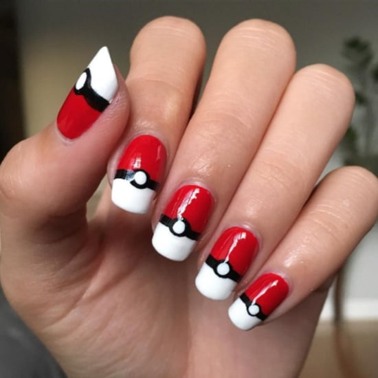 Pokemon Nail Art Ideas
