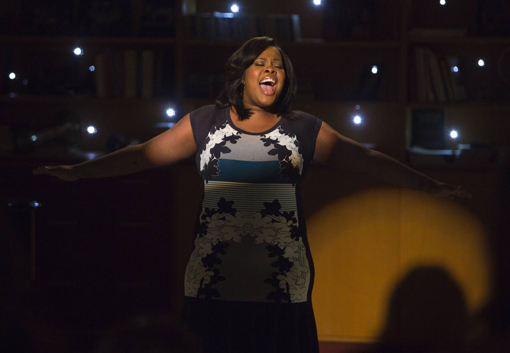 As does Mercedes (Amber Riley).