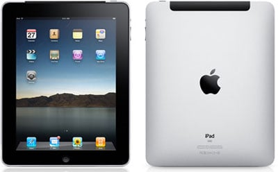 Get Your Apple iPad WiFi + 3G in Stores April 30