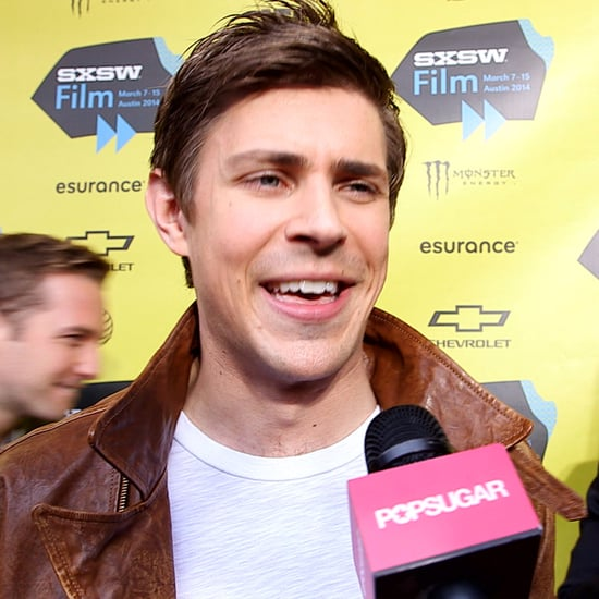 Chris Lowell Interview About Veronica Mars at SXSW