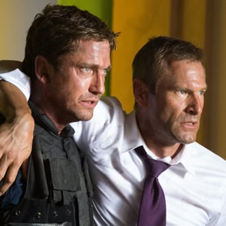 Olympus Has Fallen Movie Review