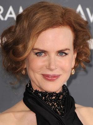 Nicole Kidman at Grammys
