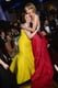Taylor Swift and Lena Dunham had a girls' moment during the Globes show.  Source: Larry Busacca/NBC/NBCU Photo Bank/NBC