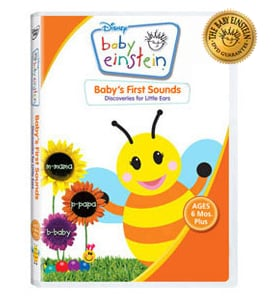 Baby Einstein Offers a Refund for DVDs