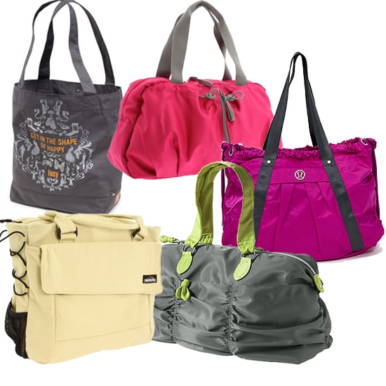Types of Gym Bags