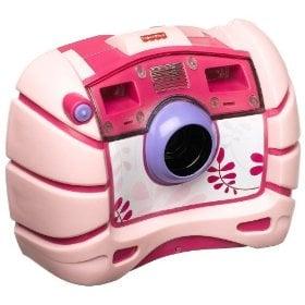 Fisher-Price Kid-Tough Digital Camera Pink ($60)